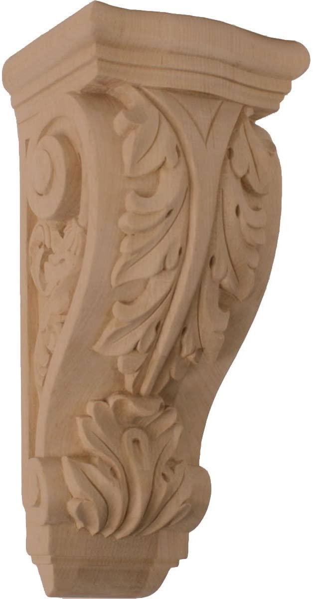 Ekena Millwork COR05X04X12FRMA-CASE-6 Corbel, Factory Primed