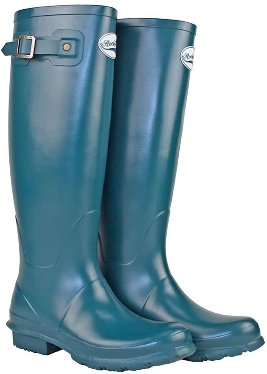 Shires Rockfish Tall Matte Wellington Boot
