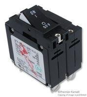CARLING TECHNOLOGIES AF2-B0-46-620-212-D CIRCUIT BREAKER, 2 POLE, 277VAC, 20A