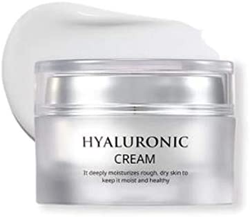 AHC Hyaluronic Cream 50ml-Moisturizing & Soothing Cream with Hyaluronic Acid