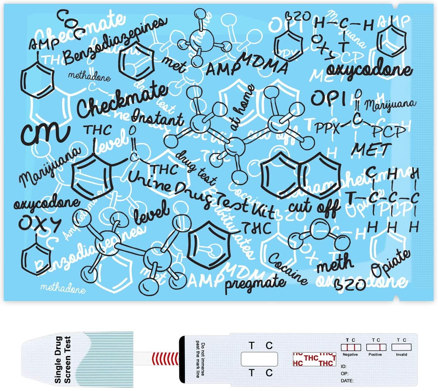 PREGMATE Marijuana THC Urnie Drug Test Kit (25 Pack)