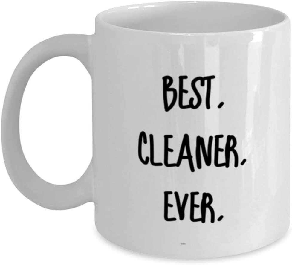 Best Cleaner Ever Mug - Gift For Cleaner - Cleaner Birthday Gift - Cleaner Christmas Gift