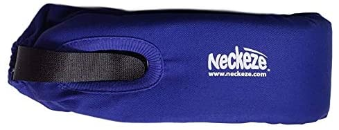 Neckeze Ultimate Travel Neck Pillow - Most Comfortable Cervical Collar Pillow