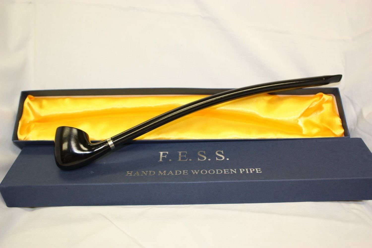 F.e.s.s. Long Churchwarden Tobacco Pipe 14