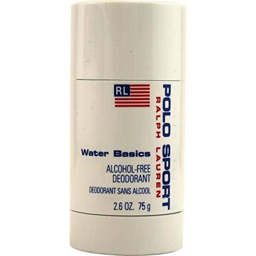 Blue Sport Deodorant Stick Men Alcohol Free 2.6 oz.