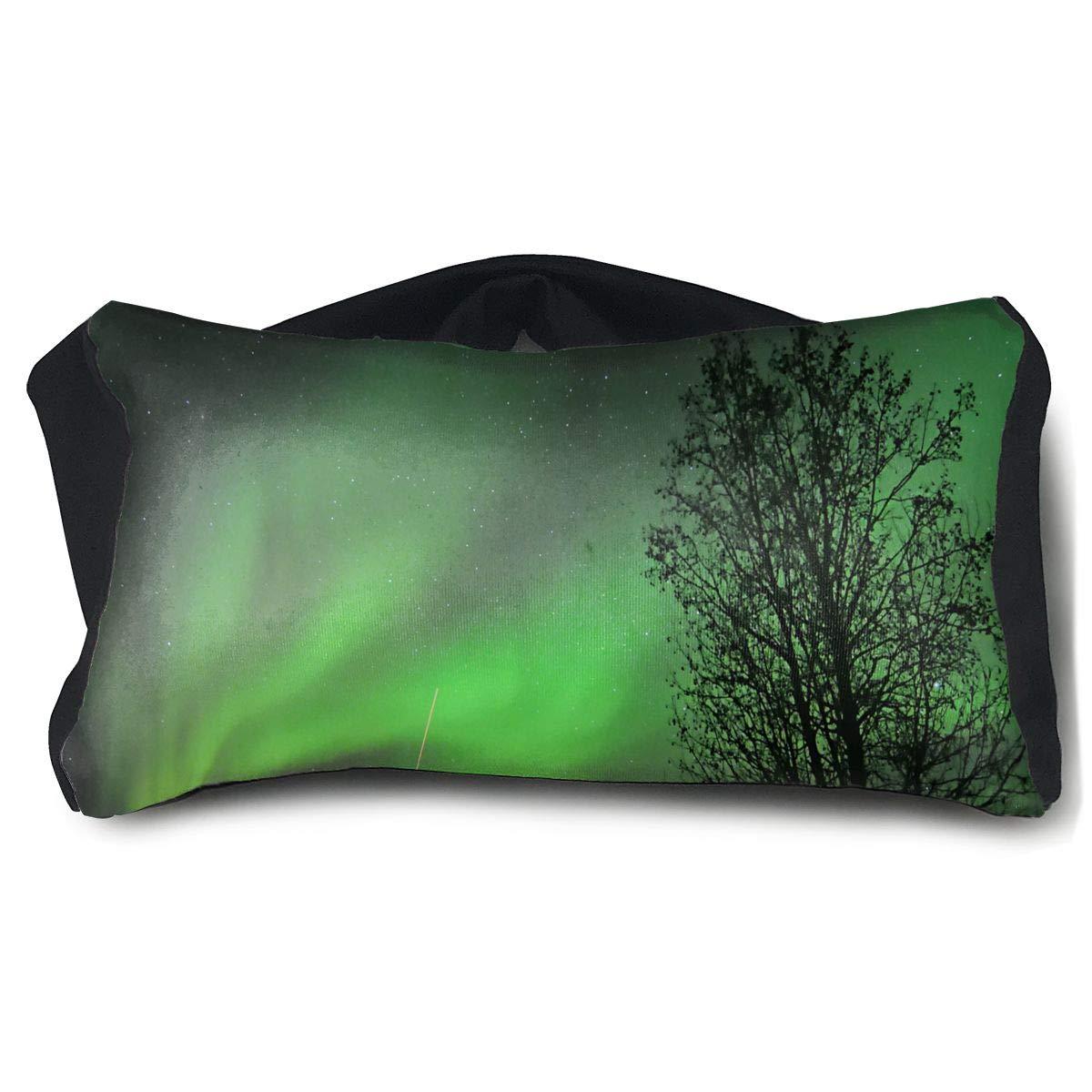 Eye Pillow Rocketing Into The Northern Lights Marvellous Mens Portable Blindfold Sleeping Eye Bag Mask