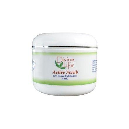 Exfoliating Active Scrub - 100% Natural