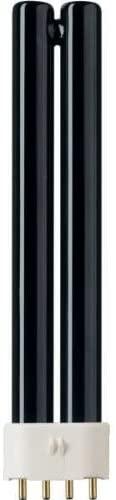 PL-L 18W Compact Fluorescent Blacklight Bulb 18 Watt UVA BLB 2G11