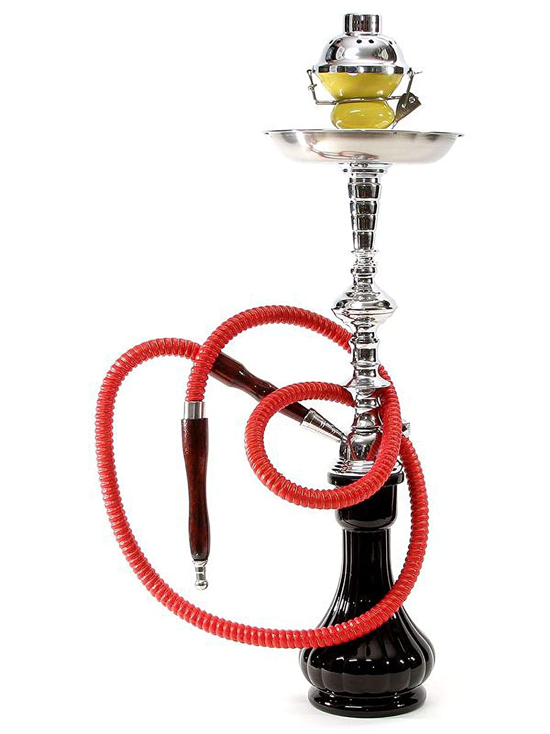 CRAZY SALE clearance sale black hookah online water vase + pipes shisha bar