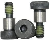Shoulder Bolt-Shoulder Screws - Nylon Patch - Alloy Steel - Thread: 5/16