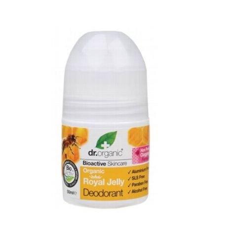 DR ORGANIC Roll-on Deodorant Organic Royal Jelly 50ml