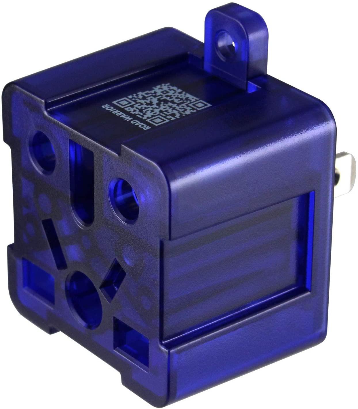 ROAD WARRIOR USA Plug Adapter 13A - EU/UK/AUS/China/India to US (Type A) - RW125BL-US