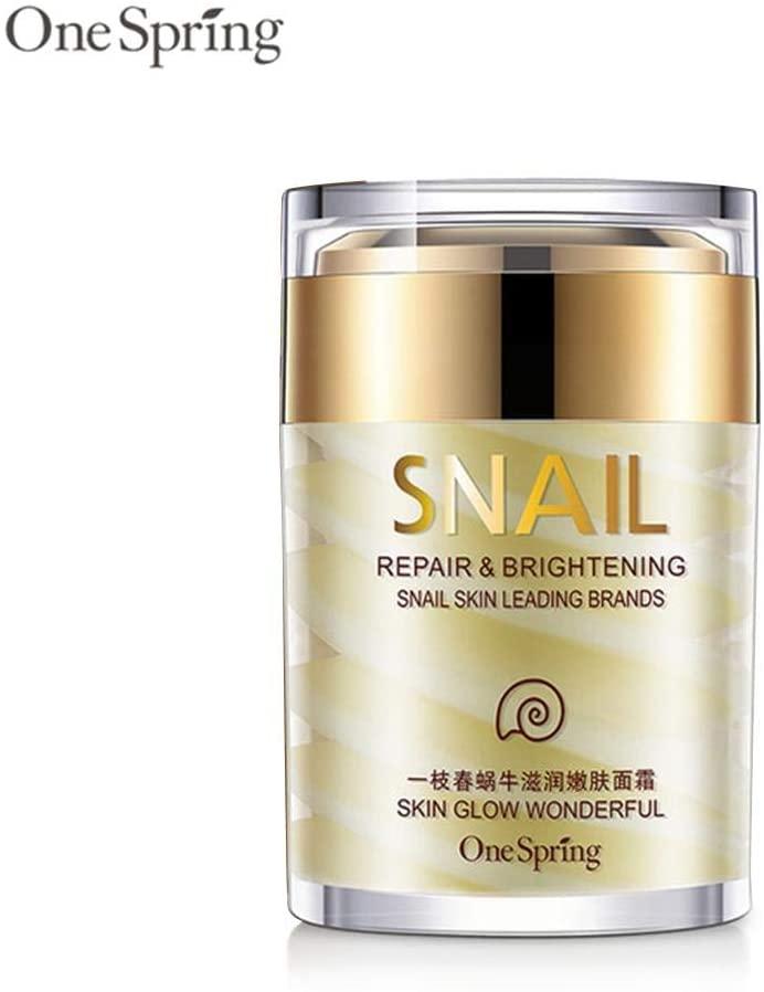 Dappre Skin Care Product Snail Moisturizing Nourishing Cream