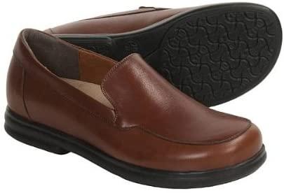 Birkenstock Footprints Pavia Leather Slip on Shoe