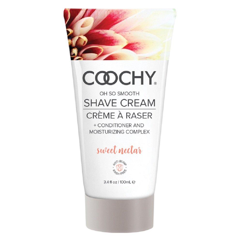 Coochy Shave Cream Sweet Nectar - 3.4 oz