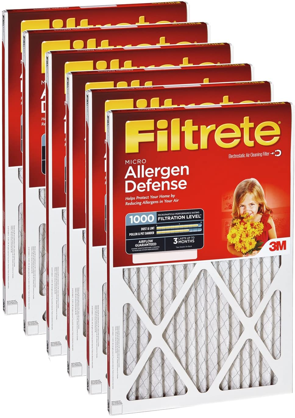 3m Filtrete Air Filter 20