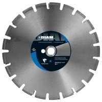 Diam Industries AS92 Special Loop Disc for Asphalt Materials Diameter 350/25.4 Thickness 8