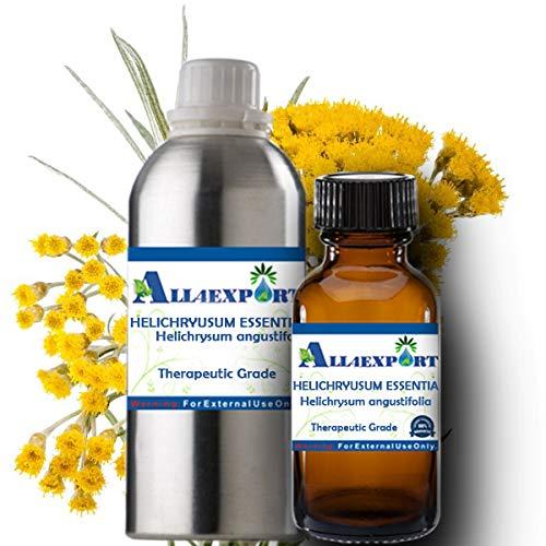 Essential Oil Pure Helichrysum Italicum Everlasting Natural 160 ML
