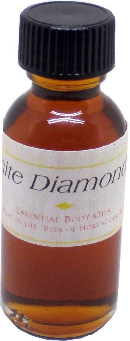 White Diamonds - Type Scented Body Oil Fragrance [Regular Cap - 1 oz.]