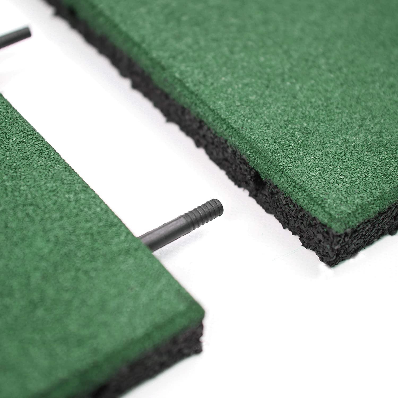 RevTime Easy DIY Interlocking Outdoor Rubber Tiles 20