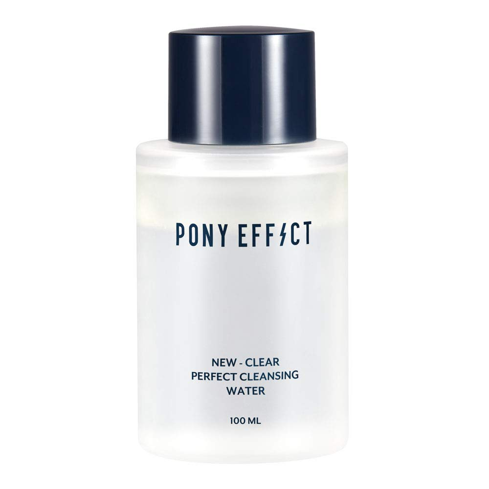 PONY EFFECT New-clear Perfect Cleansing Water | Mild But Effective Cleansing Water Mixed With Oil | K-beauty