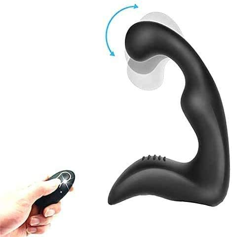 Portable Massager for Men Man Prime Waterproof Massaging Device with Multiple Patterns Model-GJM02,Shipping from US