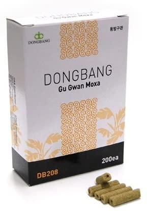 2 Bag of Dong Bang Gu Gwan Moxa/Pipe Moxa (Buy 9 Get 1 Free)