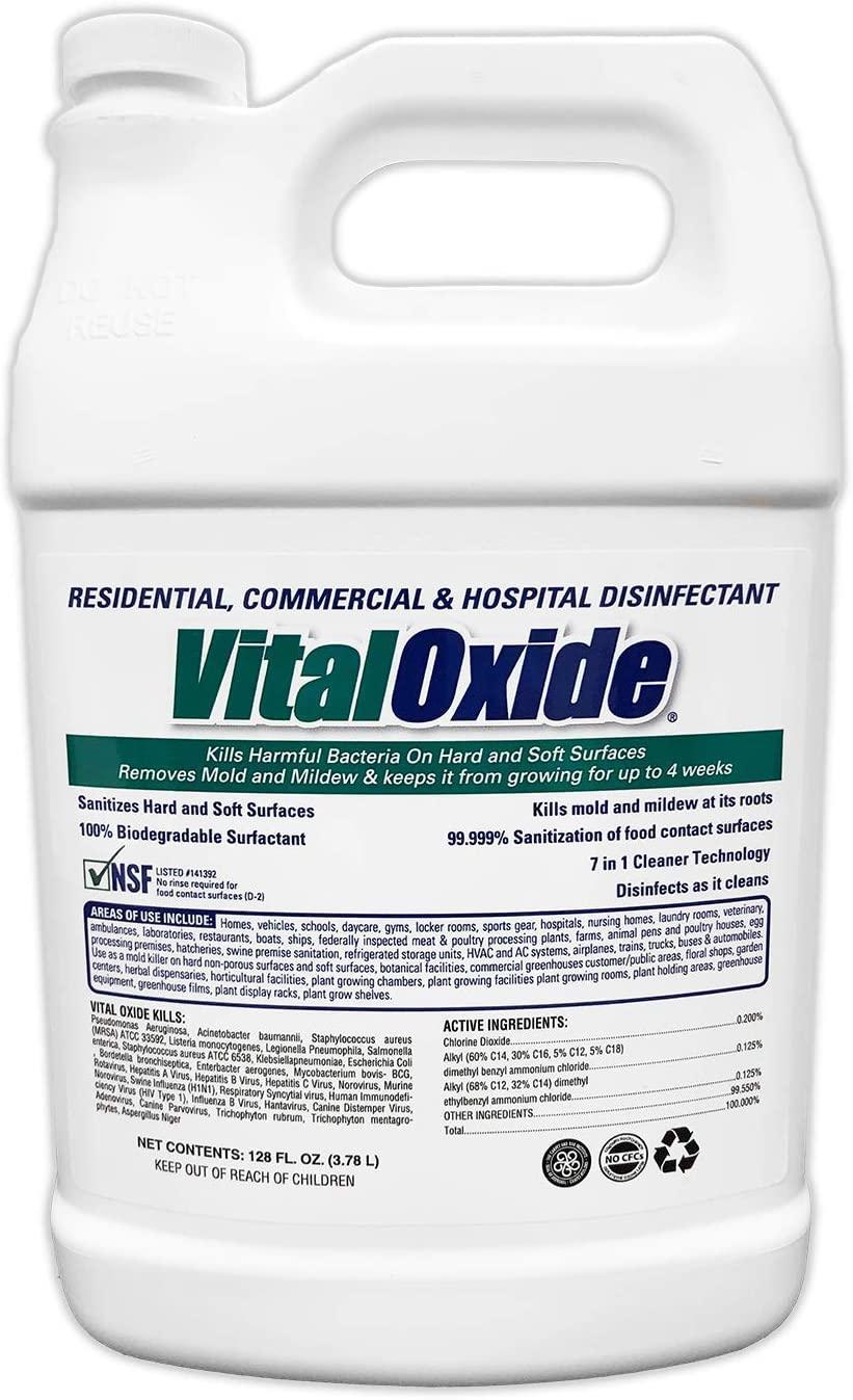 Vital Oxide CASE - (4 gallons)