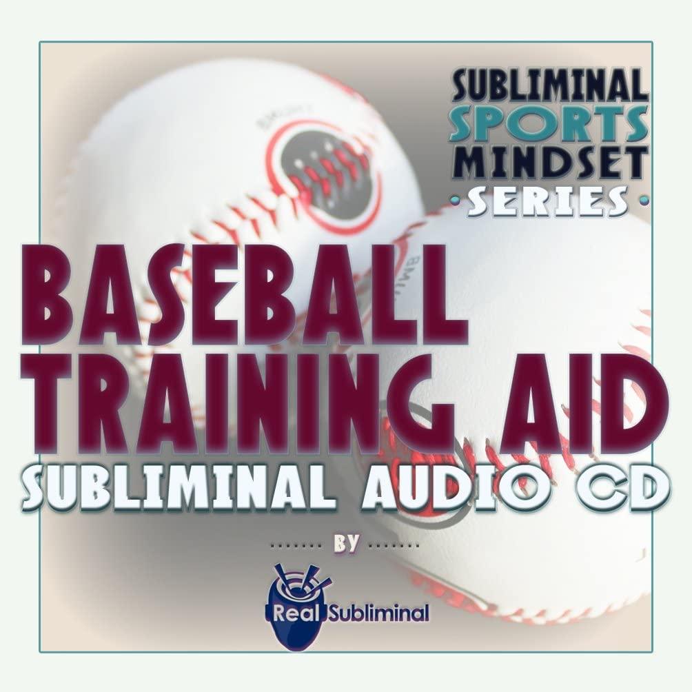 Subliminal Sports Mindset Series: Baseball Training Aid Subliminal Audio CD