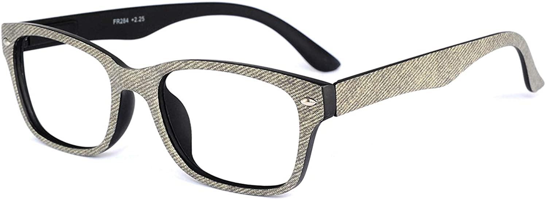 OCCI CHIARI Reading Glasses Men's Reader 1.0 1.25 1.5 1.75 2.0 2.5 3.0