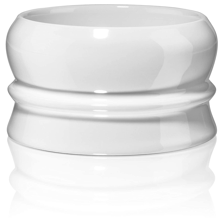 Fine Shaving Soap Bowl (White)