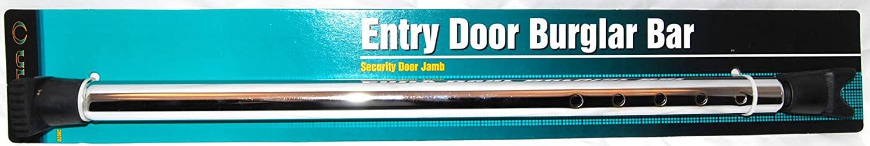 Ultra Hardware 39070 Burglar Bar - Security Door Jamb 11 Piece