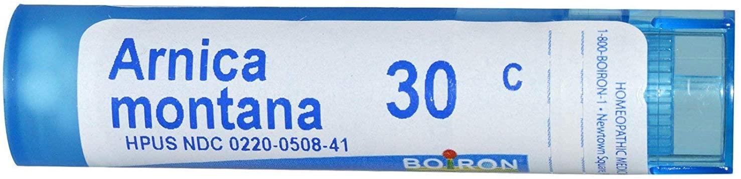 Boiron, Arnica Montana 30C Multi Dose Tube, 80 Count