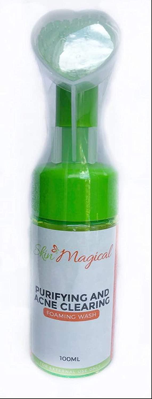 Skin Magical Purifying and Acne Clearing Foam Wash, 100ml