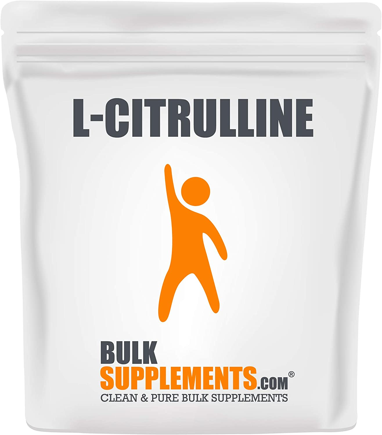 L-Citrulline Powder by BulkSupplements (500 Grams)