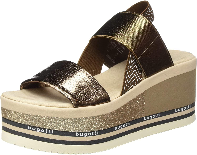 Bugatti Womens Ankle Strap Sandals