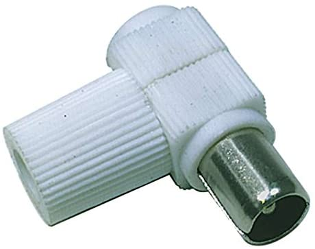 Emos Connector IEC Socket with Thread (Pack of 10) A224