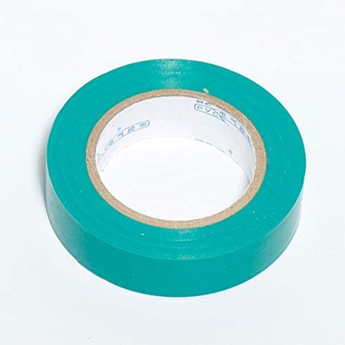 Wire Harness Tape 15M Wire Flame Retardant Electrical Insulation Tape Electrical PVC Tape Waterproof Self-adhesive Electrician Tape Insulation Protection