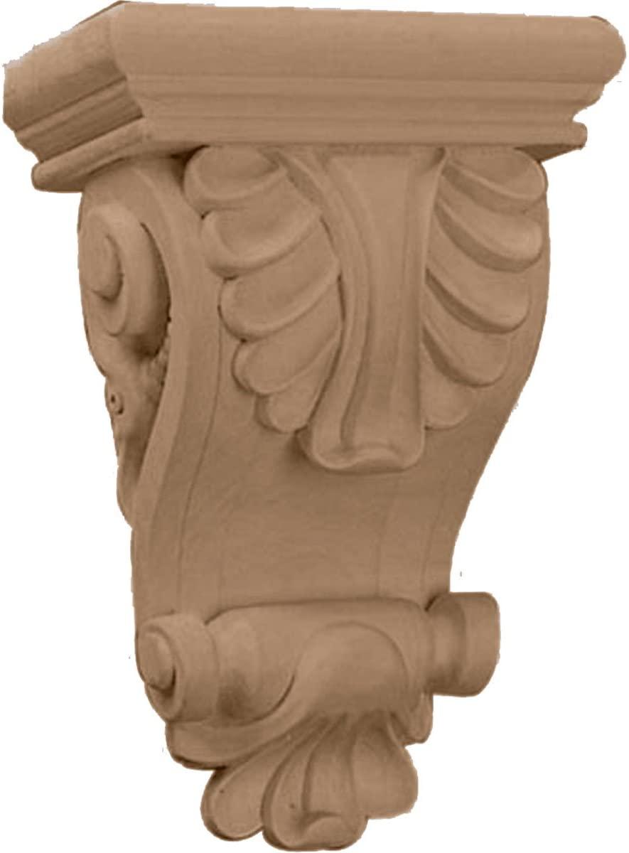 Ekena Millwork COR06X03X08ACRW Wood Corbel, 6