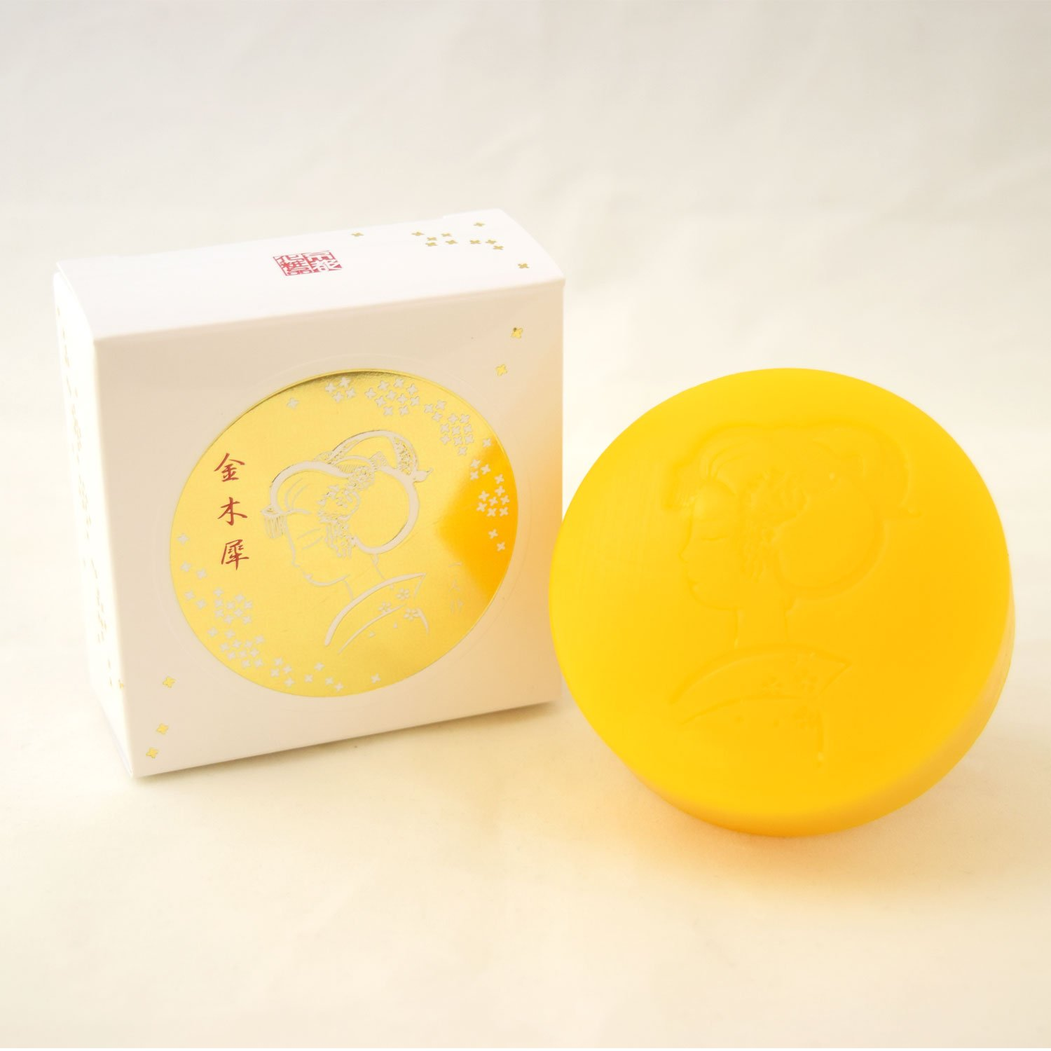 Kyoto Limited Cosmetics Face Body Soap – Gentle Scent