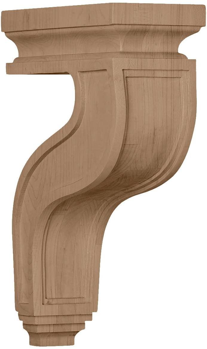 Ekena Millwork COR04X08X13HACH-CASE-2 Corbel, Factory Primed