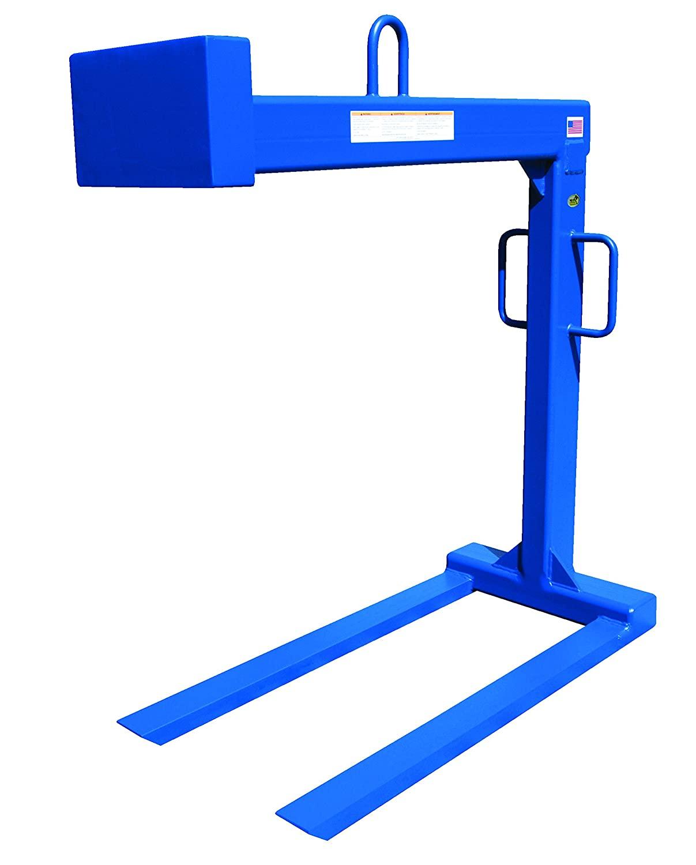 Vestil HDP-6-54 Pallet Lifter, 6000 lb Capacity, 54