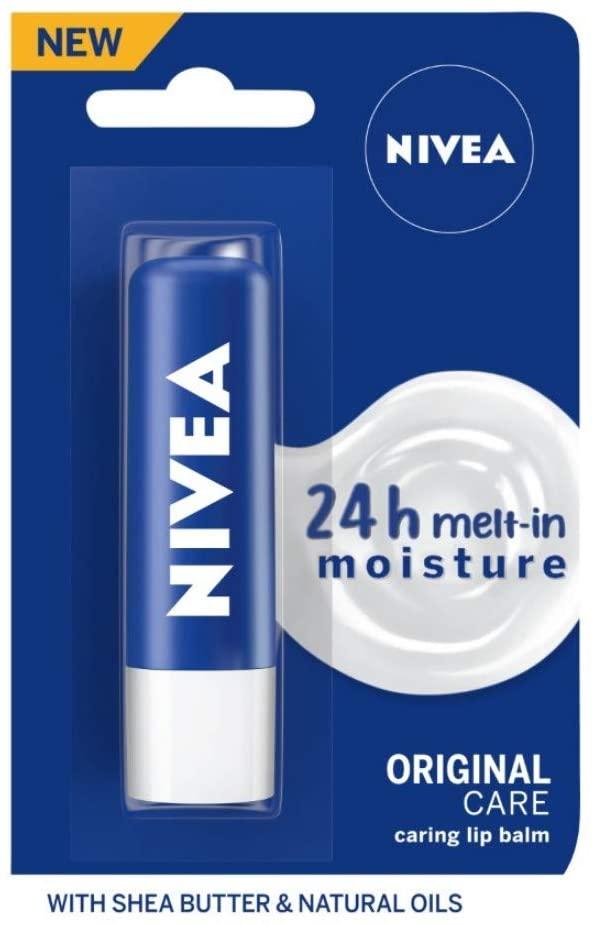 Nivea Lipcare Essential 4.8g
