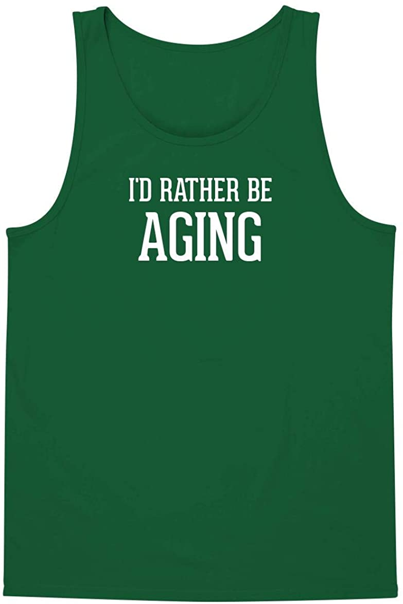 I'd Rather Be AGING - A Soft & Comfortable Men's Tank Top
