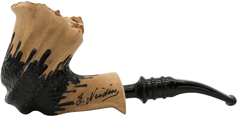 Nording Signature Rustic Tobacco Pipe 11666