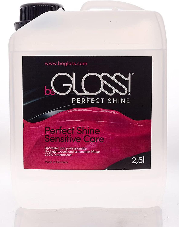 beGLOSS Perfect Shine 2500ml Latex Shiner - For Latex Clothing