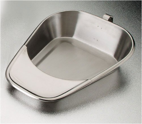 Fracture Bed Pan Stainless Steel