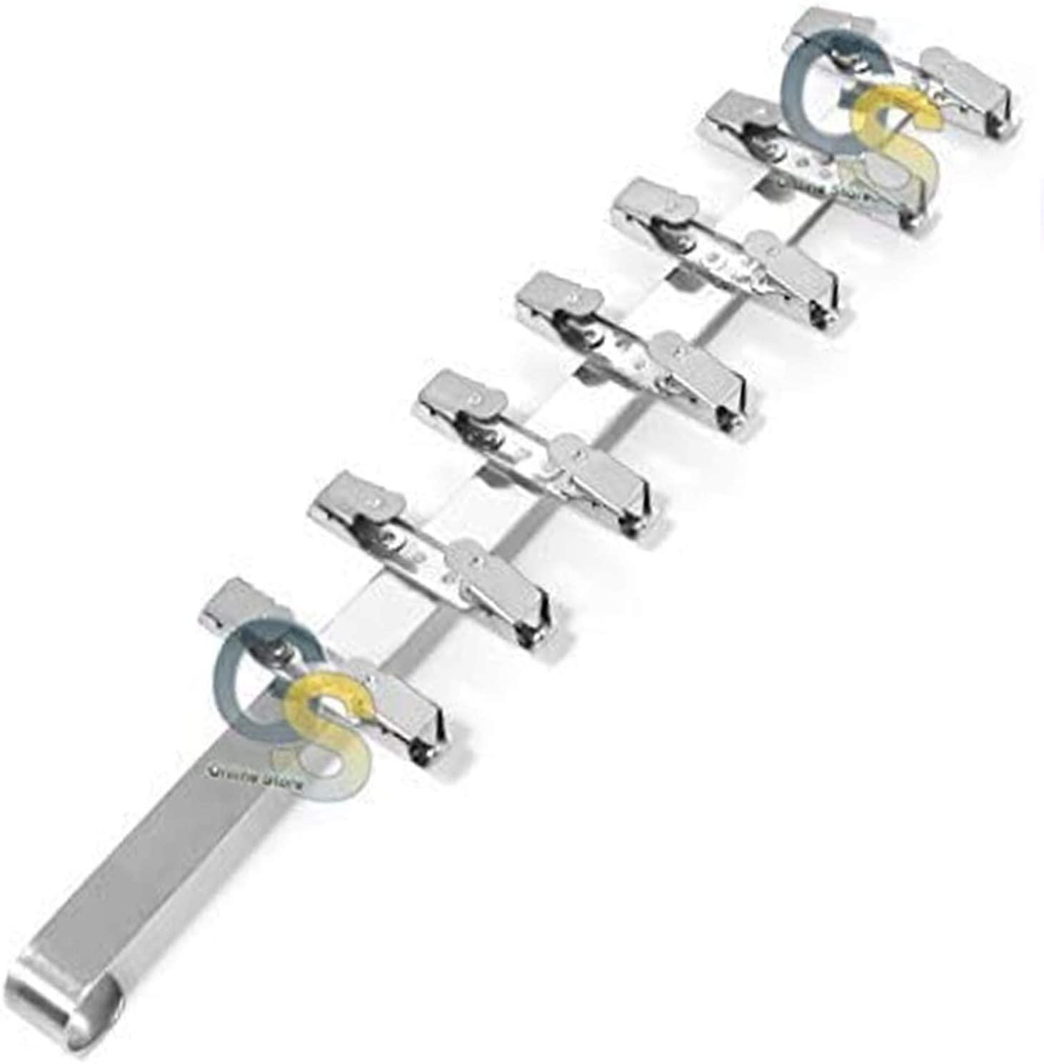 G.S DENTAL X-RAY Film Hanger with 7 Clip (Dental Supply)