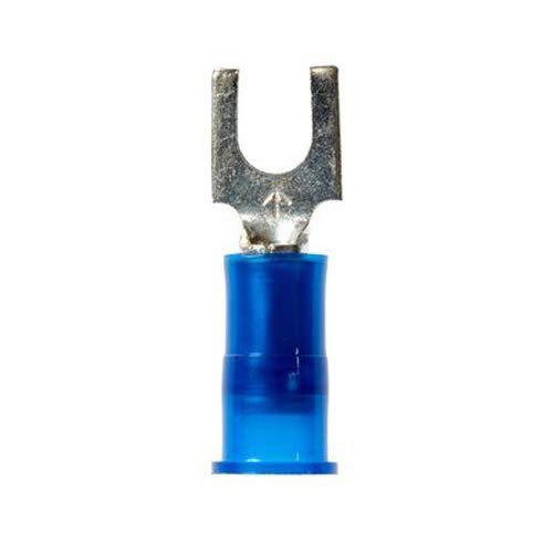 3M Scotchlok Block Fork Nylon Insulated, MNG14-8FBX (Pack of 100)