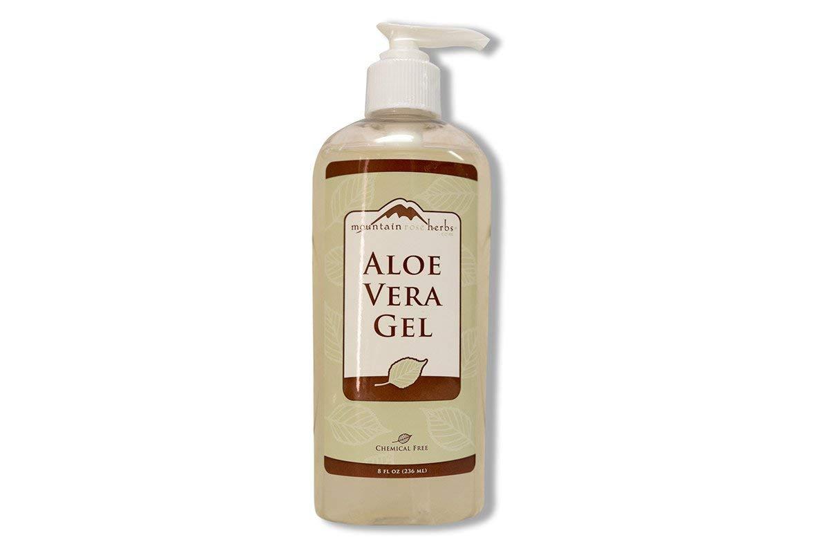 Mountain Rose Herbs - Aloe Vera Gel 8 oz